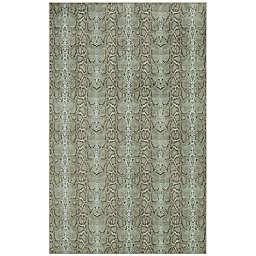 Mohawk Home® Prismatic Snake Skin Rug in Grey