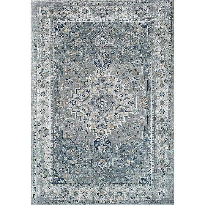 Alternate image 1 for Rugs America Axford Orson Harbor 5' x 7' Area Rug in Blue