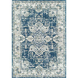 Rugs America Axford Ainsley Voyager Rug in Blue