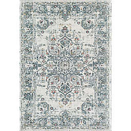 Rugs America Axford Victoria Voyager Rug in Ivory