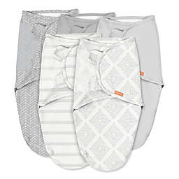 SwaddleMe® 5-Pack Original Swaddles in Grey