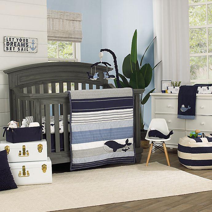 Alternate image 1 for NoJo® Nantucket Adventure Nursery Bedding Collection