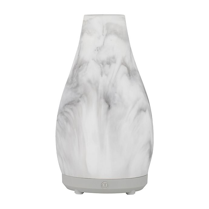 Alternate image 1 for Marble Polyresin Essential Oil Diffuser Spa Fragrance Collection
