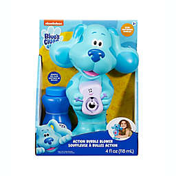 Blues Clues and You Action Bubble Blower in Blue