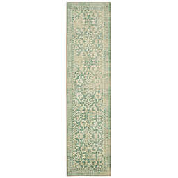 Mohawk Home® 2' x 8' Prismatic Kimora Runner in Light Grey