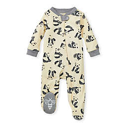 Burt's Bees Baby® Pandamonium Organic Cotton Footed Pajama