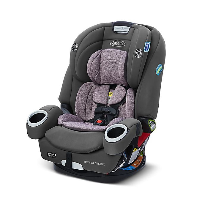 Alternate image 1 for Graco® 4Ever® DLX SnugLock® 4-in-1 Car Seat