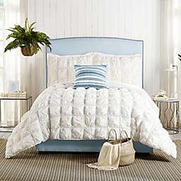 Jessica Simpson Mykonos 4-Piece Comforter Set in White