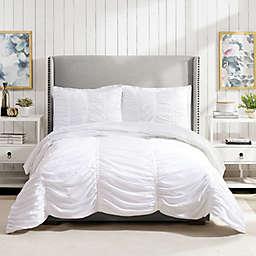Emily Texture 3-Piece Comforter Set