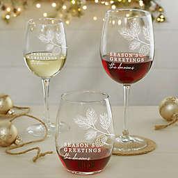 Festive Foliage Christmas Wine & Bar Collection
