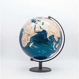 Peacock Copper 10-Inch LED Globe