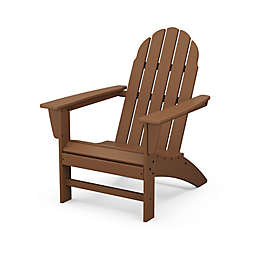 POLYWOOD® Vineyard Adirondack Chair