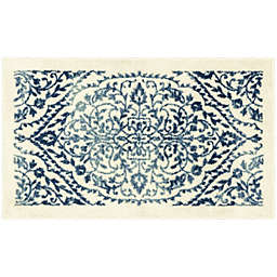 """Maples™ Rebecka 1'8"""" x 2'10"""" Accent Rug in Blue"""