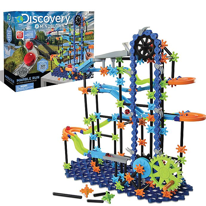 Alternate image 1 for Marble Run Building Set