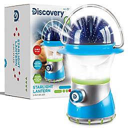 Discovery Kids™ Starlight Lantern in Green/Silver