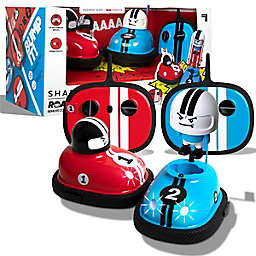 Sharper Image® Speed Bumpers Road Rage Remote Controlled Cars in Blue/Red