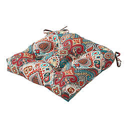 Greendale Home Fashions Outdoor Square Seat Cushion in Asbury Park