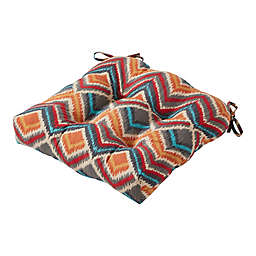 Greendale Home Fashions Outdoor Square Seat Cushion