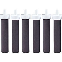 Brita® 6-Pack Water Bottle Replacement Filters