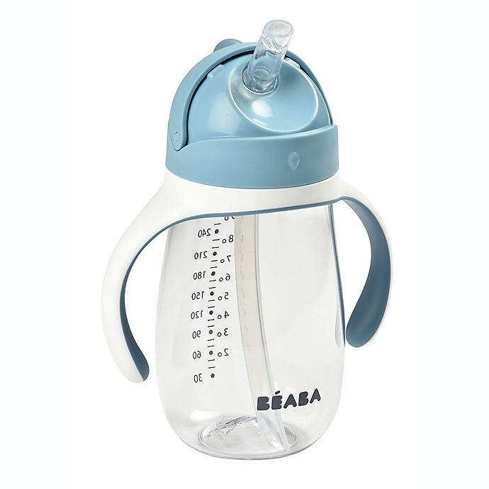 Alternate image 1 for BEABA® 10 oz. Straw Sippy Cup