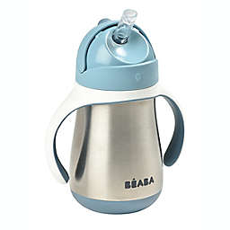 BEABA® 8.5 oz. Stainless Steel Straw Sippy Cup