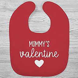 My Valentine Baby Bib