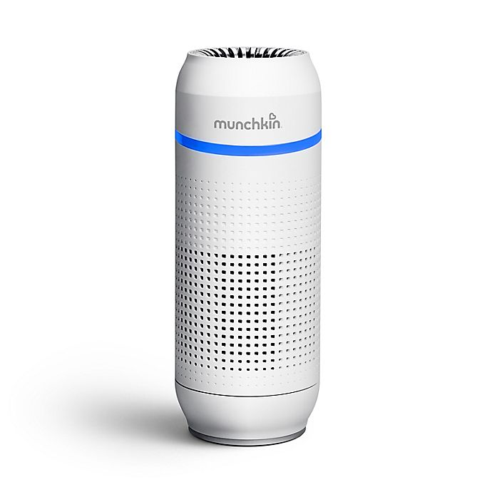 Alternate image 1 for Munchkin® Portable Air Purifier in White