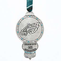 NFL Philadelphia Eagles Swarovski Crystals Ornament