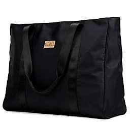 Badgley Mischka® Nylon Travel Tote Weekender Bag