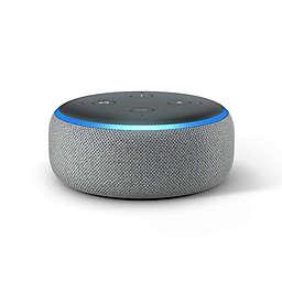 Amazon Echo Dot 3rd Generation in Heather Grey