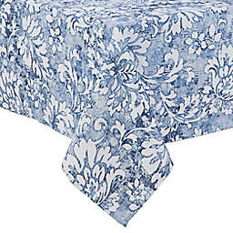 Breeze Scroll Indoor/Outdoor Tablecloth