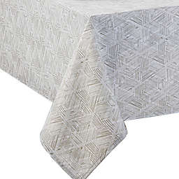 Textured Diamond Indoor/Outdoor Table Linen Collection