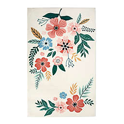 Levtex Home Magnolia Area Rug in Pink/Multicolor