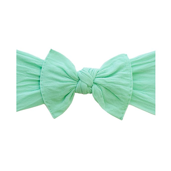 Alternate image 1 for Baby Bling Size 0-24M Classic Knot Headband