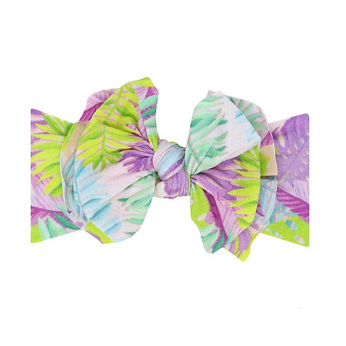 Alternate image 1 for Baby Bling® FAB-BOW-LOUS Headband