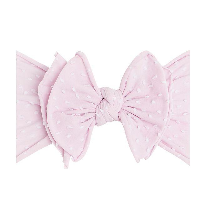 Alternate image 1 for Baby Bling® SHAB-BOW-LOUS Headband