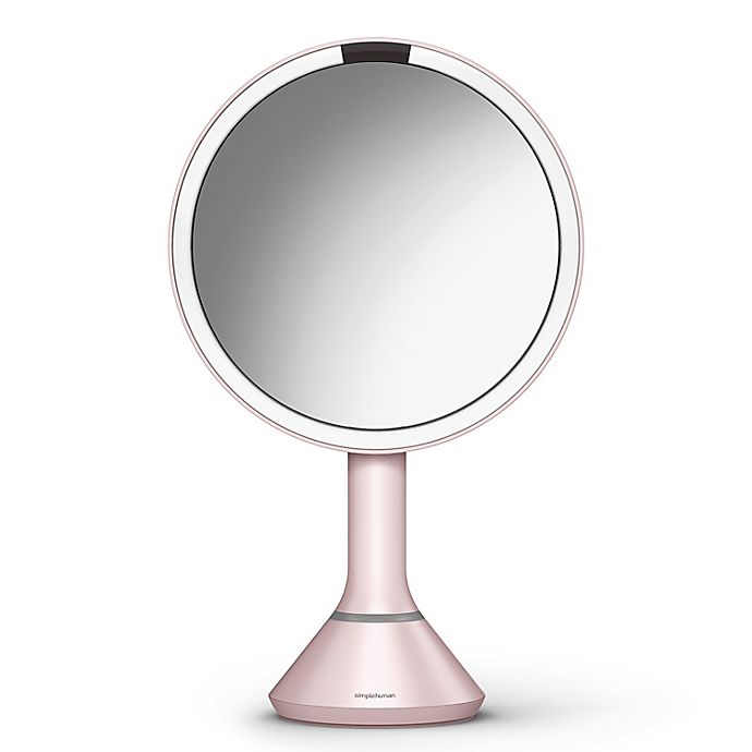 Alternate image 1 for simplehuman® 8-Inch Touch Control Sensor Mirror