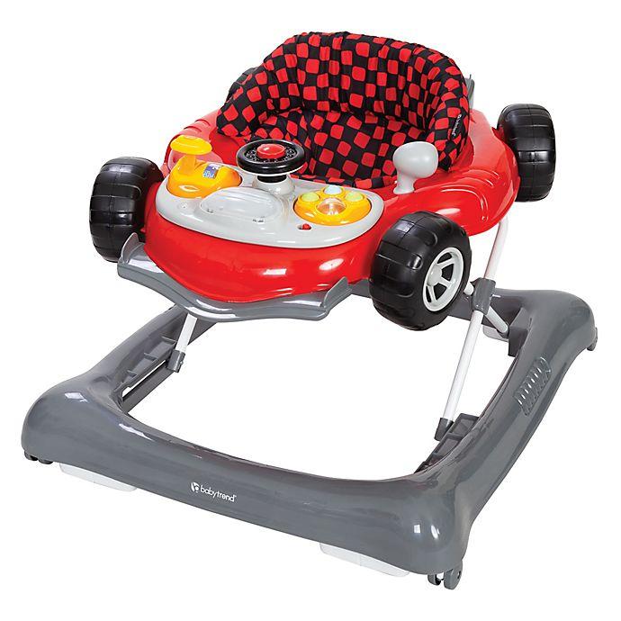 Alternate image 1 for Baby Trend® Speedster 5.0 Activity Walker in Red
