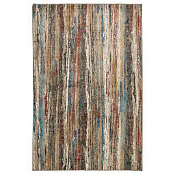 Liora Manna Ashford Brushstrokes Multicolor Rug