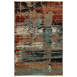Liora Manne Ashford Abstract 7'10 x 9'10 Multicolor Area Rug
