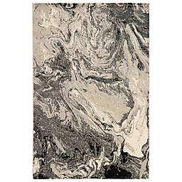 Liora Manne Taos Clouds Rug in Grey
