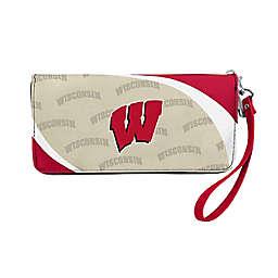 University of Wisconsin Curve Zip Organizer Wallet
