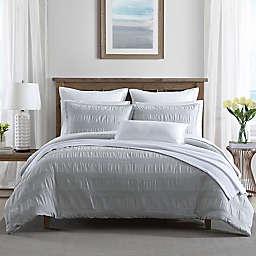 Hampton 3-Piece Full/Queen Comforter Set in Grey