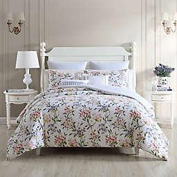 Laura Ashley® Meadow Breeze Twin Comforter Bonus Set in Purple