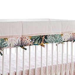 Levtex Baby® Ashika Crib Rail Guard in Green/Pink