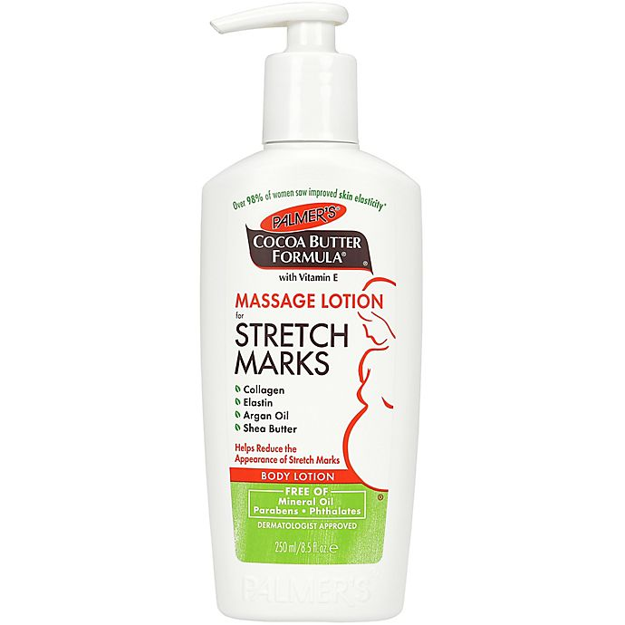 Alternate image 1 for Palmer's® 8.5 oz.Cocoa Butter Formula® Massage Lotion For Stretch Marks