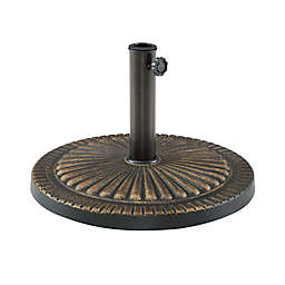 Forest Gate Modern Sunray Resin Umbrella Stand