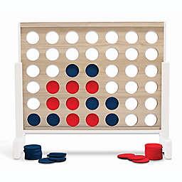 44-Piece Giant Connect 4 Game Set