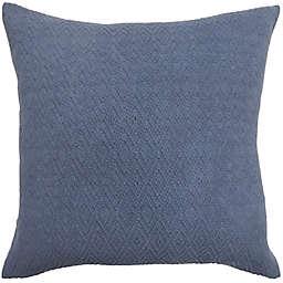 Americana Jacquard Square Throw Pillow