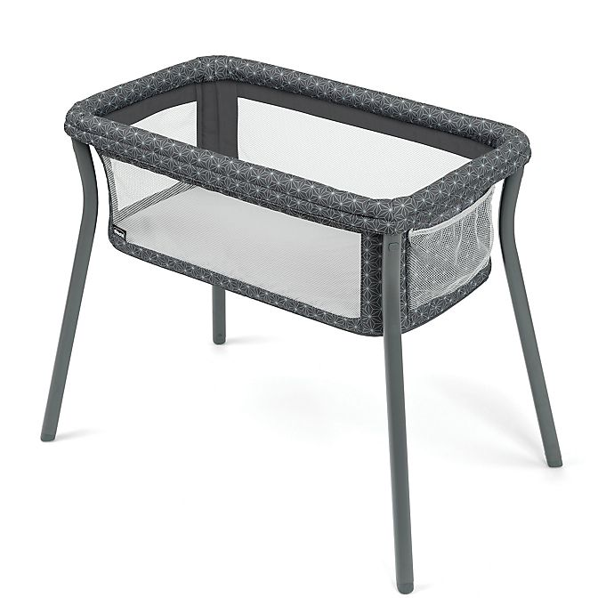 Alternate image 1 for Chicco® LullaGo® Anywhere Portable Bassinet in Grey Star